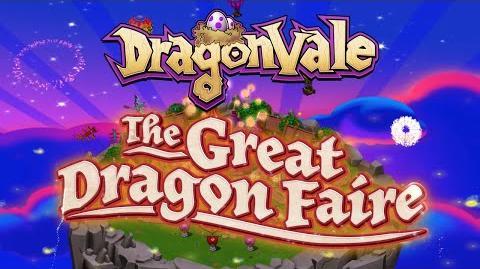 DragonVale's Great Dragon Faire