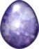 Platinum Dragon Egg