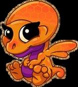 HoneyglowDragonBaby