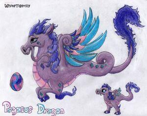 WTL Pegasus Dragon