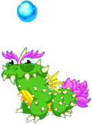 CactusDragonTwinJuvenile