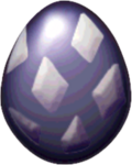 Iron Dragon Egg
