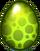 Blattdrache Ei