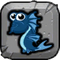 Water Dragon Baby Icon