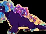 Bismuth Dragon