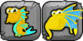 Current Dragon Icon