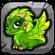 Summer Seasonal Kid Dragon Icon