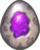 Amethyst Dragon Egg