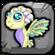 Pearl Dragon Baby Icon
