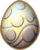 Electrum Dragon Egg