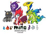 Mino Monsters (Entry 1)