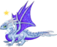 SilverDragonAdultStar