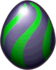 Malachite Dragon Egg
