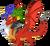 Tiamat Dragon