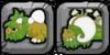 Moss Dragon Icon