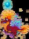 CoralDragonAdultOrb