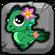 Lotus Dragon Baby Icon