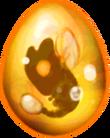 Amber Dragon Egg