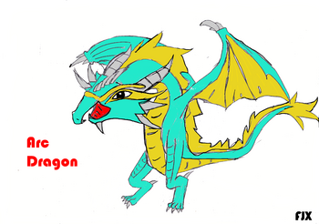 Arc Dragon