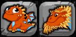 Bearded Dragon Icon