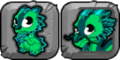 Jade Dragon Icon