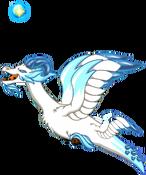SilverOlympusDragonTwinAdult