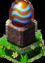 Mud Pedestal