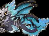 Corrupticorn Dragon
