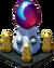 Dusk Pedestal