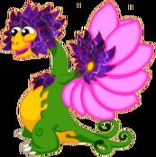 FlowerDragonDarkRiftAdult