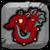Ouroboros Dragon Baby Icon