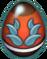 Silver Olympus Dragon Egg