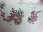 Creature dragon by shadowstar146-d5jj89x