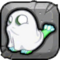Ghost Dragon Baby Icon