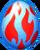 Frostfire Dragon Egg