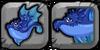 Rain Dragon Icon
