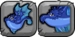 Rain Dragon Icon