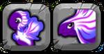 Orchid Dragon Icon