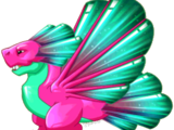 Tourmaline Dragon