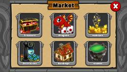 NewMarketScreen