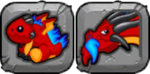 Frostfire Dragon Icon