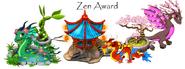 Zen award