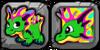 Spring Dragon Icon