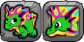 Spring Dragon Icon