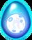 Blue Moon Dragon Egg