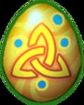Celtic Dragon Egg