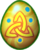 Celtic Dragon Egg