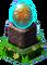 Scoria Twin Pedestal
