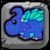 Dodo Dragon Baby Icon