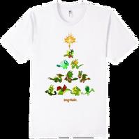 DragonValeT-Shirt-HolidayDragonTree-White